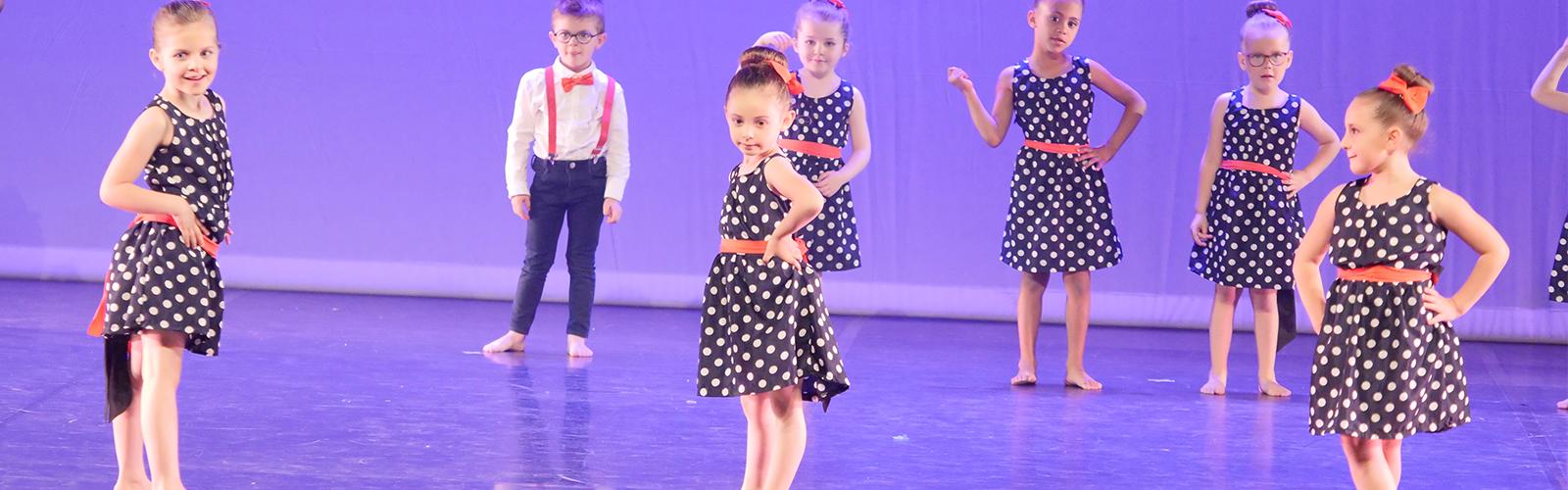 Cours de danse pour enfants et ados